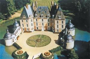 chateaux Est Loiret